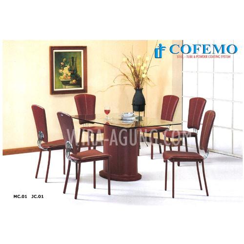 Table MC 01 & Chair JC 01