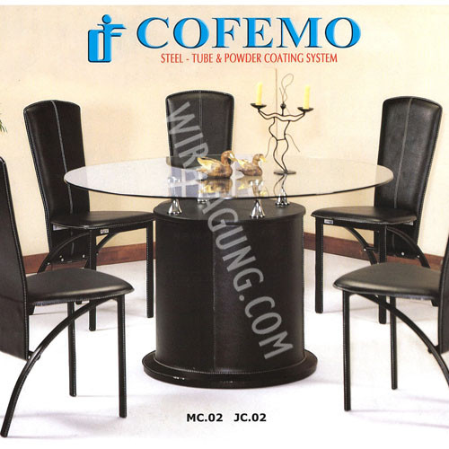 Table MC 02 & Chair JC 02