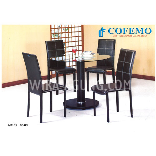 Table MC 05 & Chair JC 03