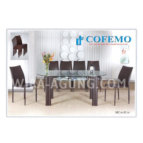 Table MC 11 & Chair JC 11