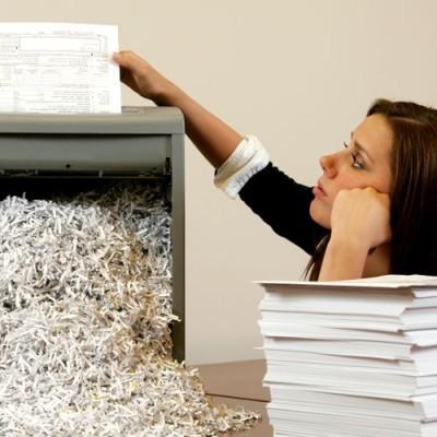 Paper Shredder
